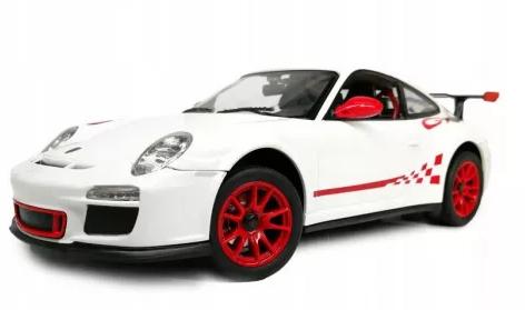 Porsche fehér