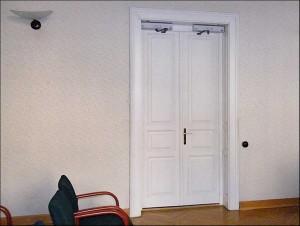 automata ajtónyitó