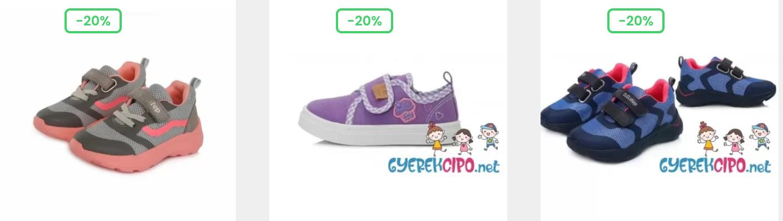 d.d. step gyerekcipő